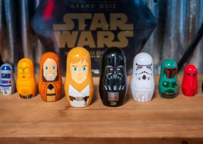 Busterwood Star Wars Family