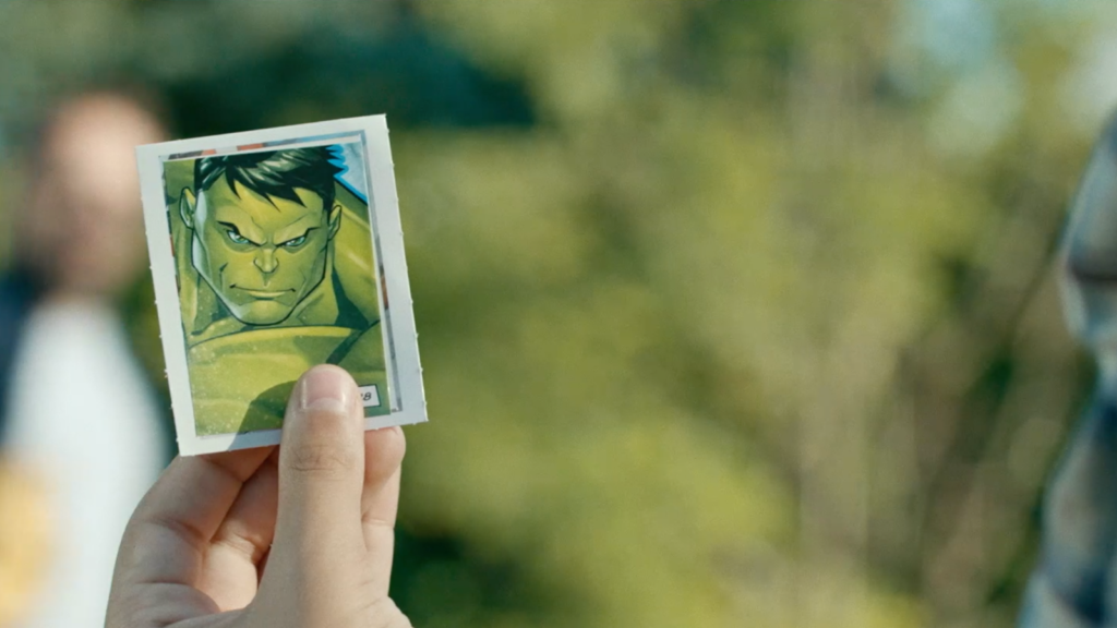E.LECLERC x MARVEL : Hulk