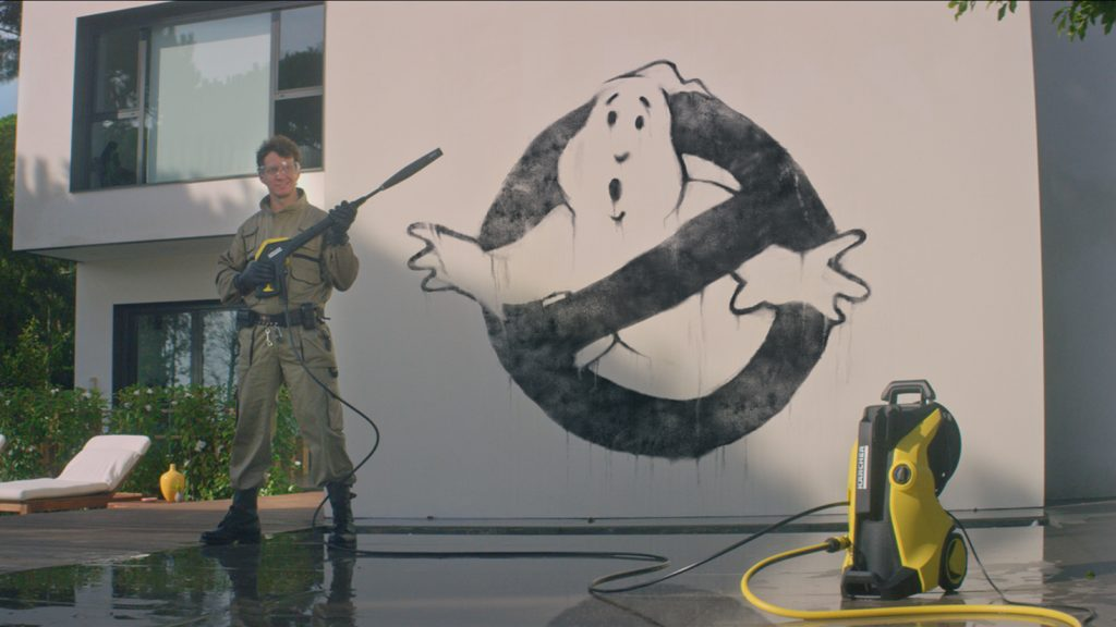 KÄRCHER x GHOSTBUSTERS – Pressure Washer