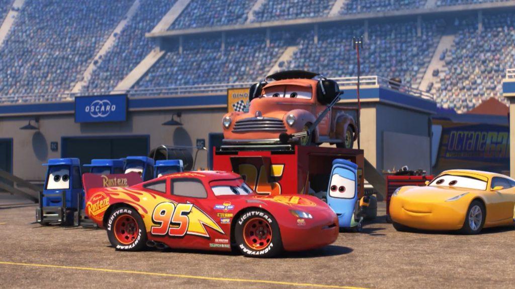 OSCARO x CARS 3