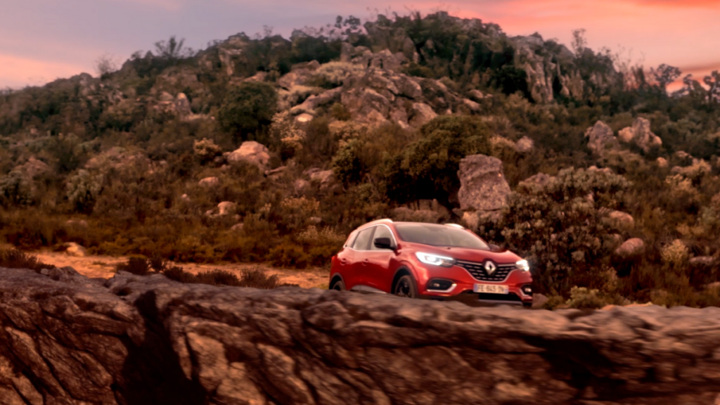 RENAULT KADJAR x THE LION KING