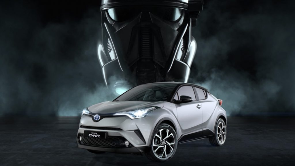 TOYOTA x ROGUE ONE